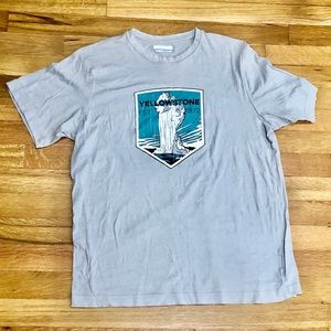 YELLOWSTONE | 🌋 Tee Shirt 👚 M